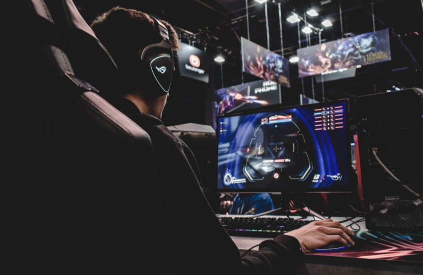 Why do people love playing video games?