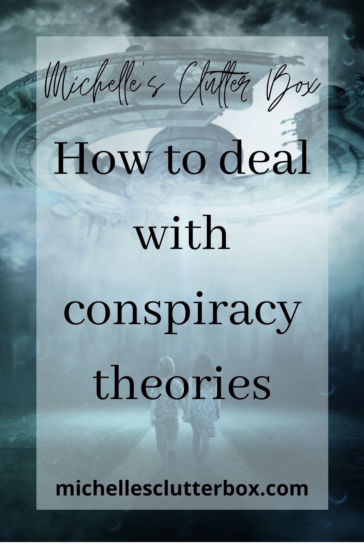 how to deal with conspiracy theories